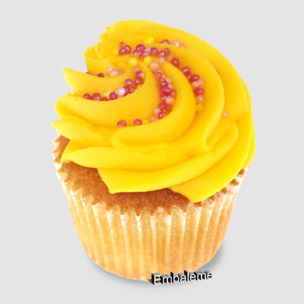 Corante alimentício soft gel amarelo gema 60g Mago