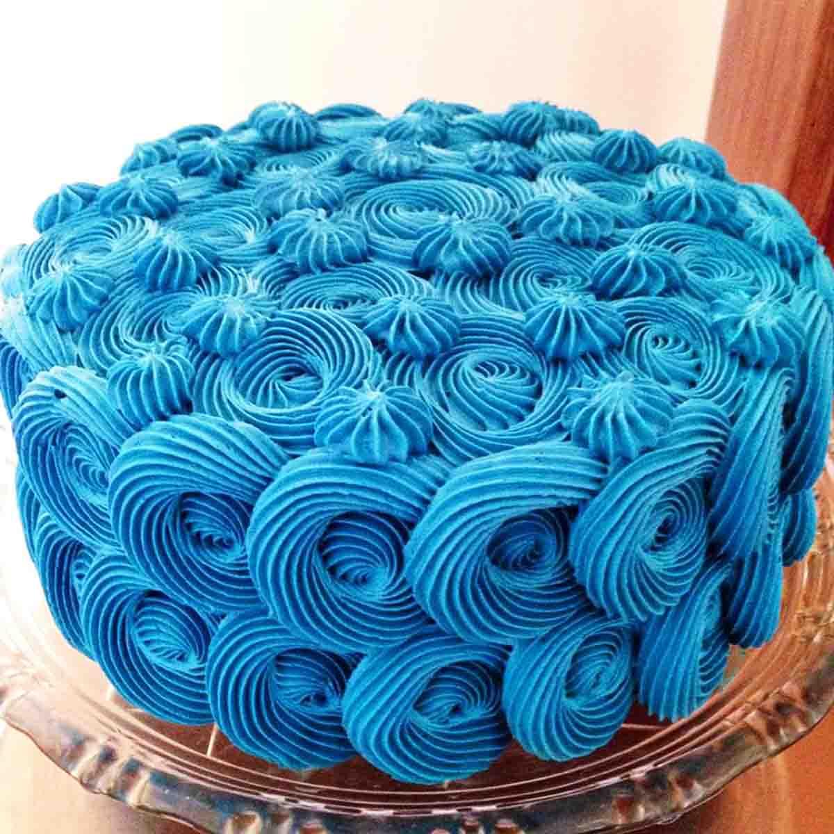 Corante Alimentício Soft Gel 25G Cor Azul Anis Mix