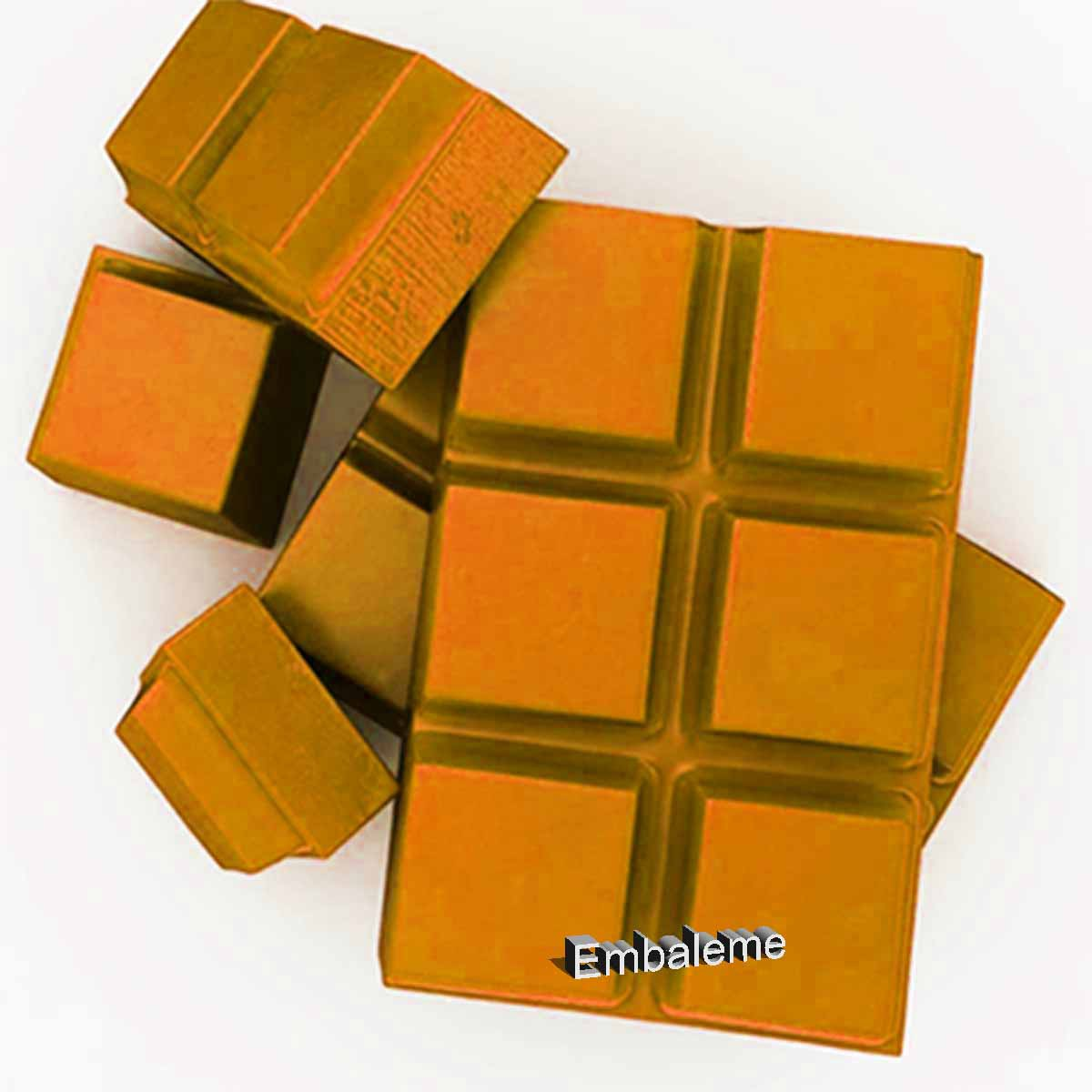 Corante Chocolate e Confeitaria Namur Cor Laranja 50g -Selecta