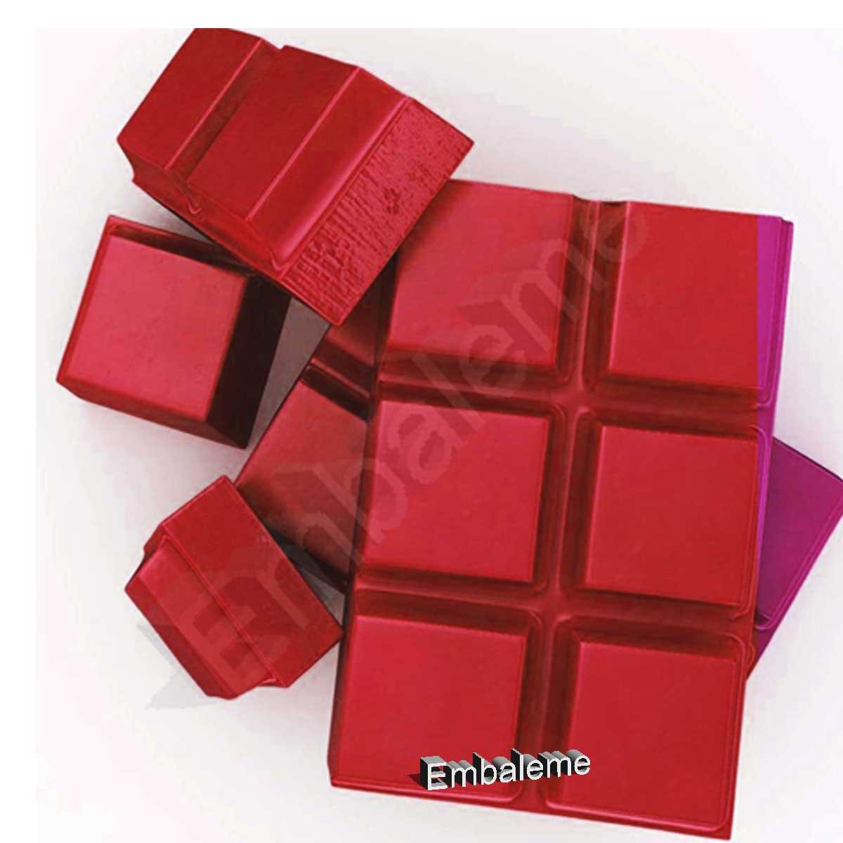 Corante alimentício para chocolate em Pó Rosa Lipossolúvel 5g MAGO