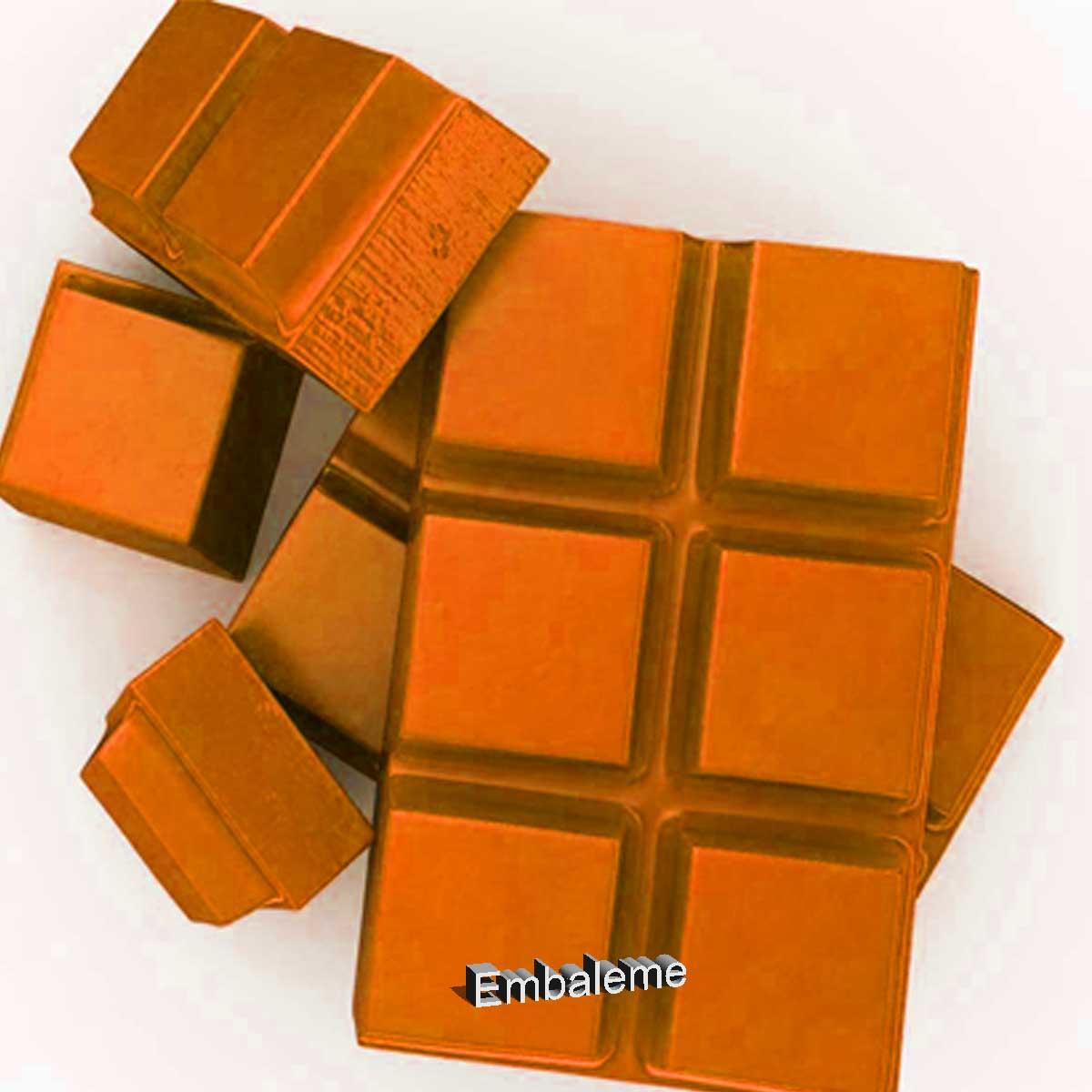 Corante Para Chocolate Laranja 12G Mix