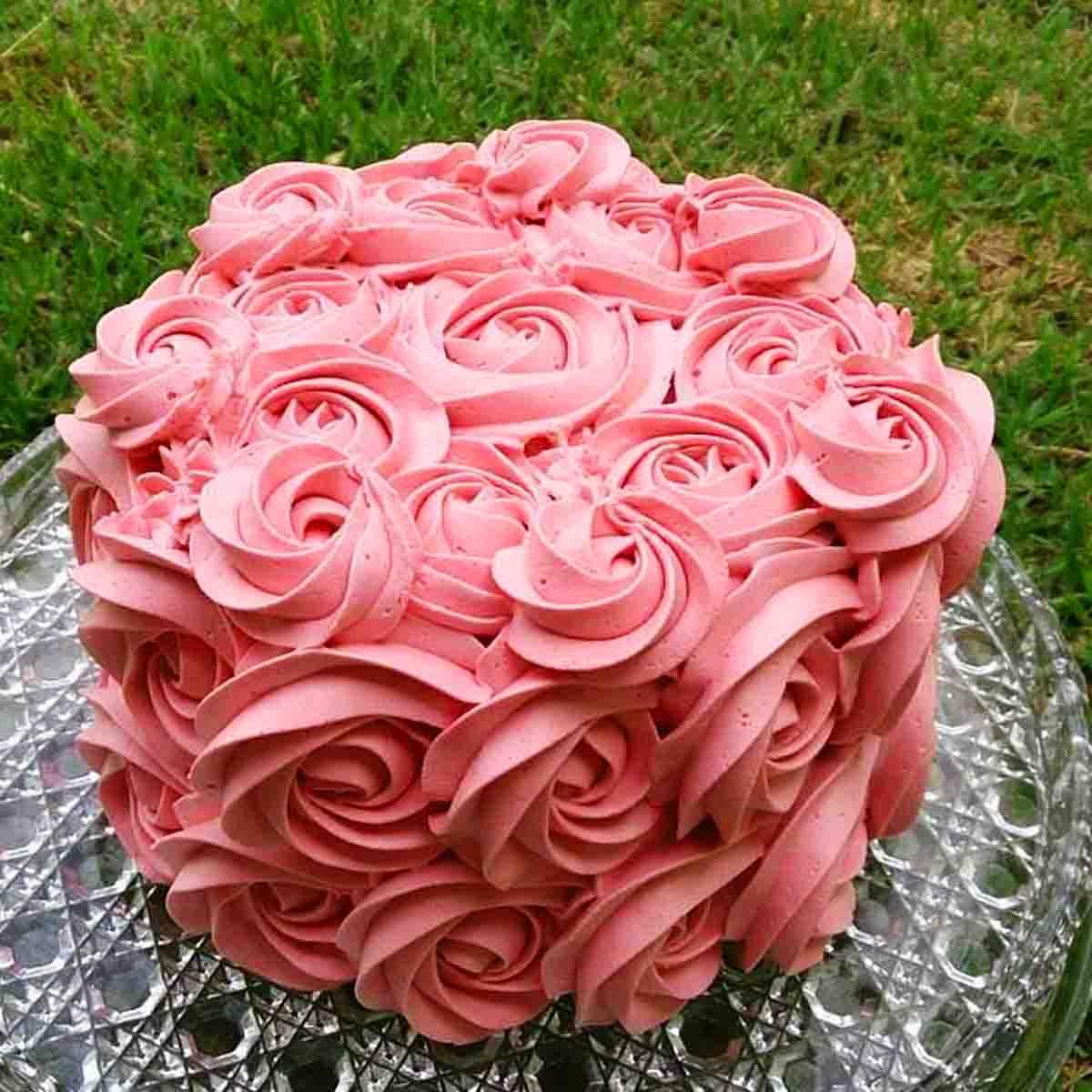 Corante alimentício Soft Gel Rosa Cereja 25g  Mix