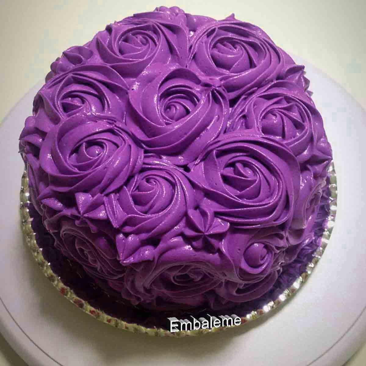 Corante alimentício Soft Gel Violeta 25g Mix