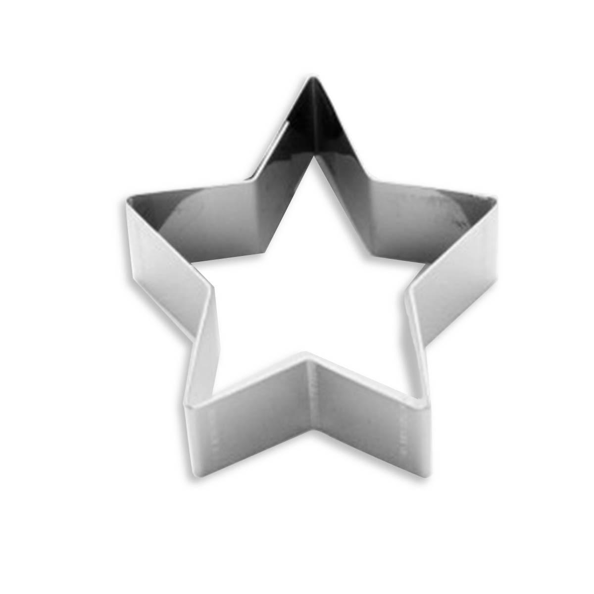Cortador Estrela Em Inox Caparroz  Cód.0199
