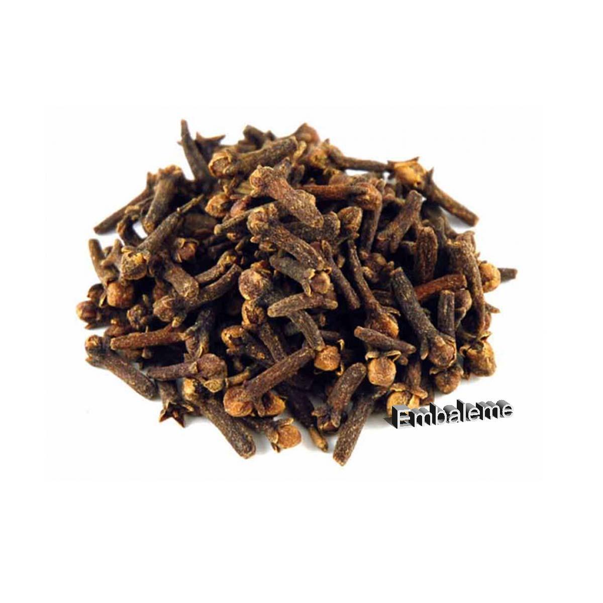 Cravo Flor 250g Capsum Nigrum