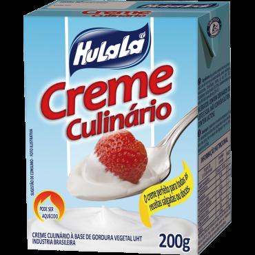 Creme Culinário 200g Hulalá