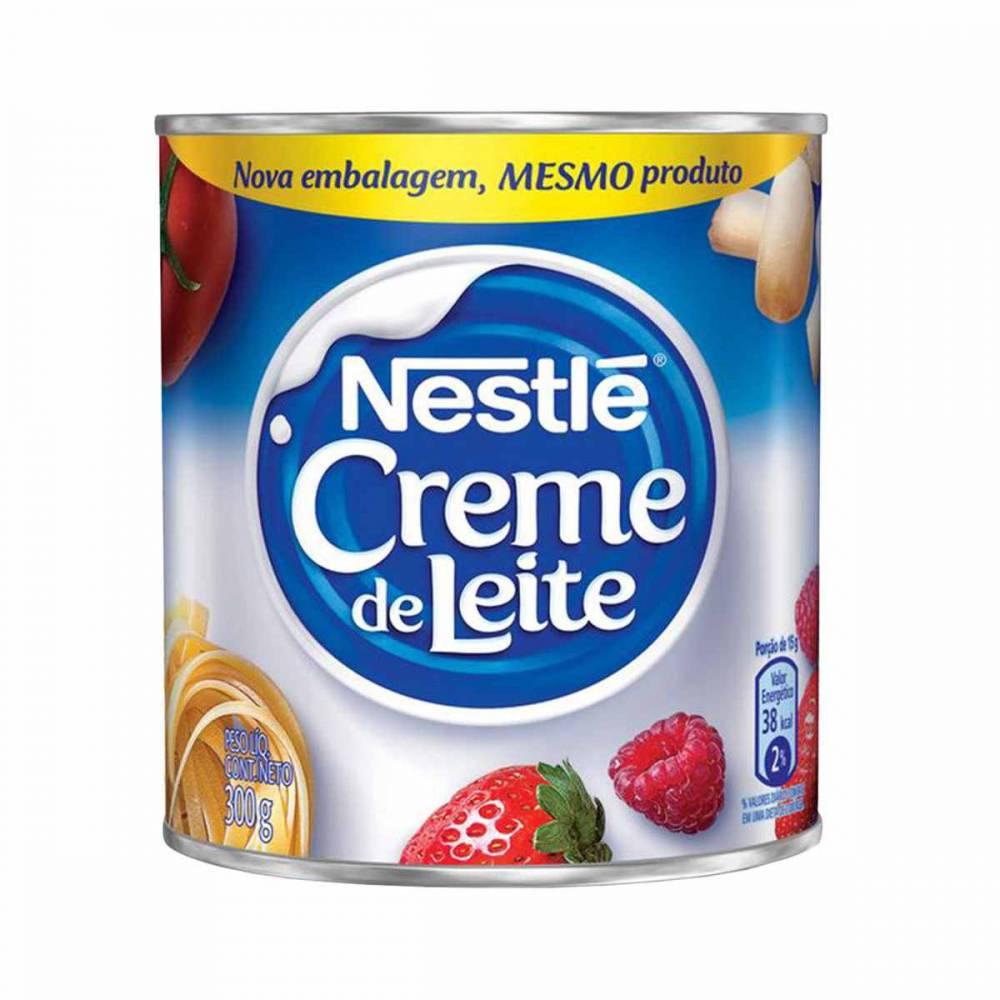 Creme de Leite 300g Nestle de Lata