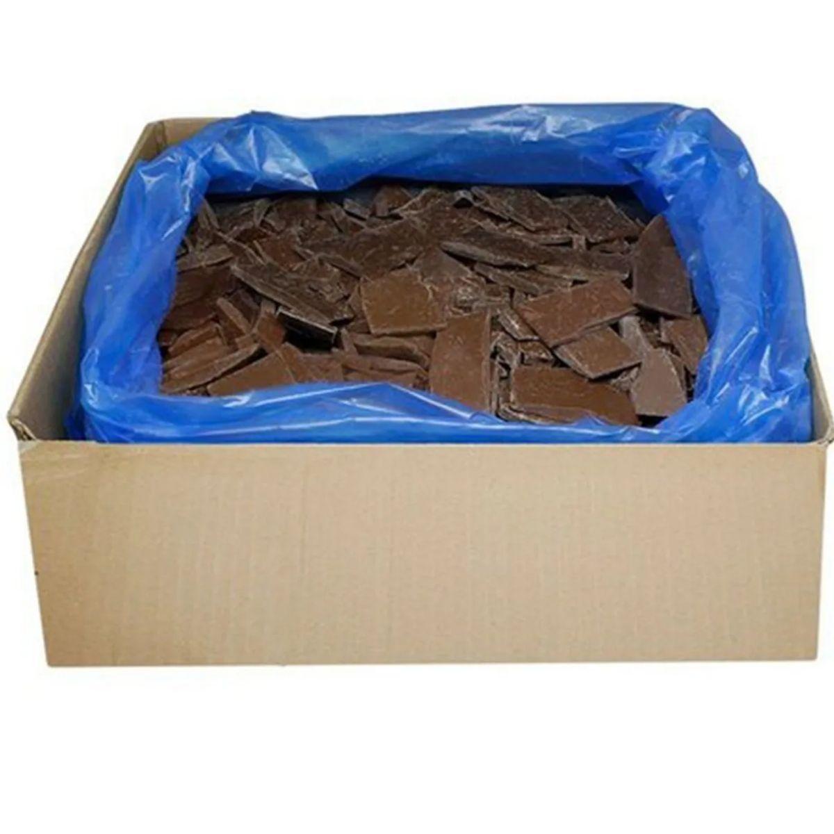 Cx Chocolate Ao leite Harald Melken Pedaços 4kg - C/2