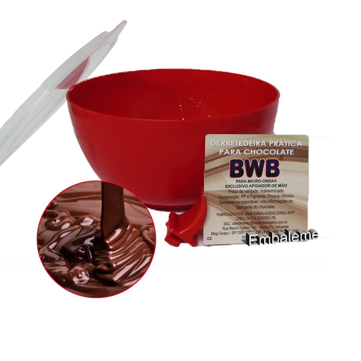 Derretedeira Prática para Chocolate BWB