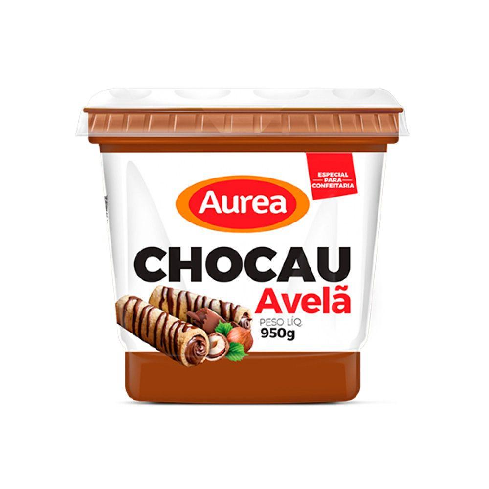 Doce de Leite com Chocolate Chocau Avelã 950g