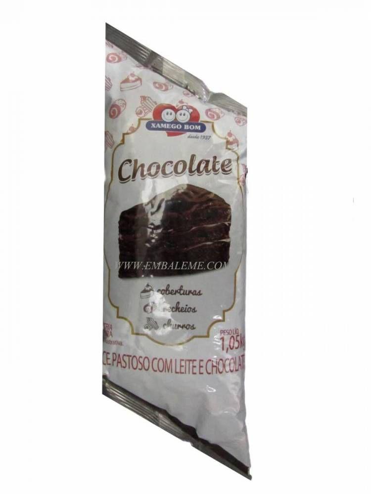 Doce de Leite com Chocolate Xamego 1,05kg