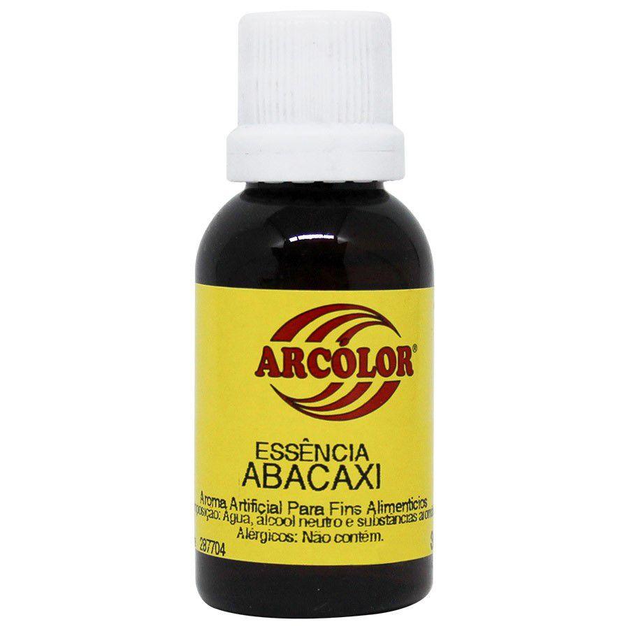 Essência de Abacaxi 30ml Arcolor