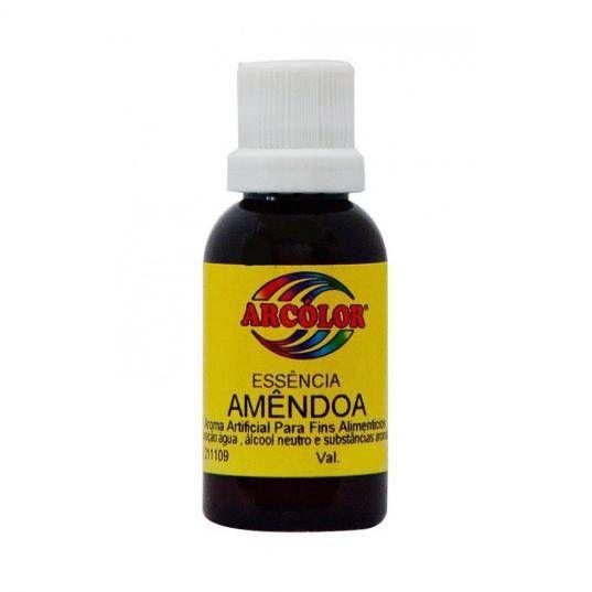 Essência de Amêndoa 30ml Arcolor