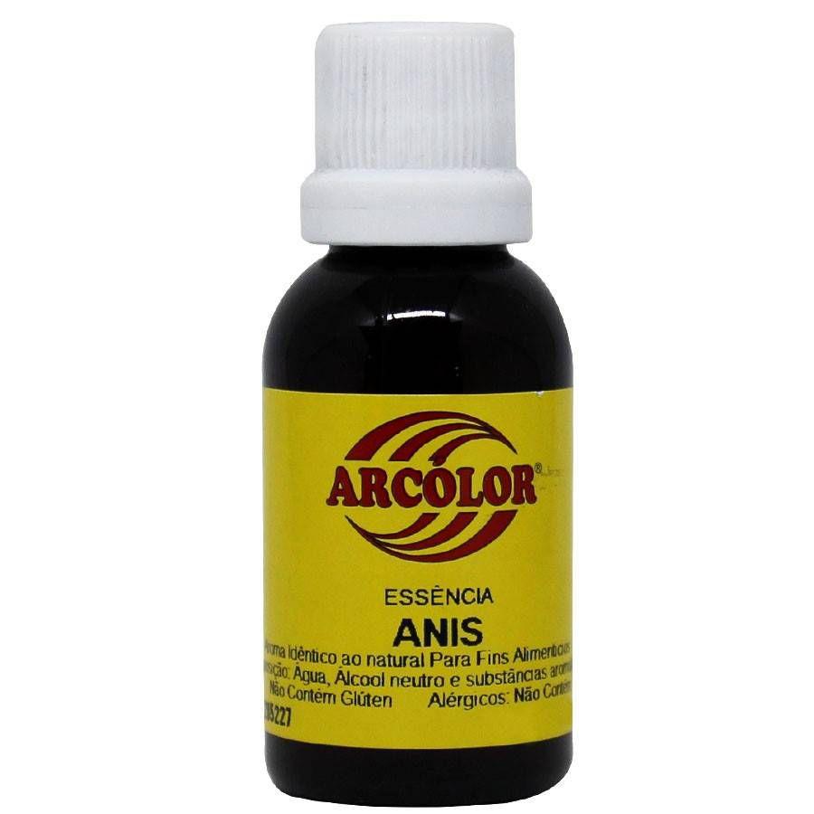 Essência de Anis 30ml Arcolor