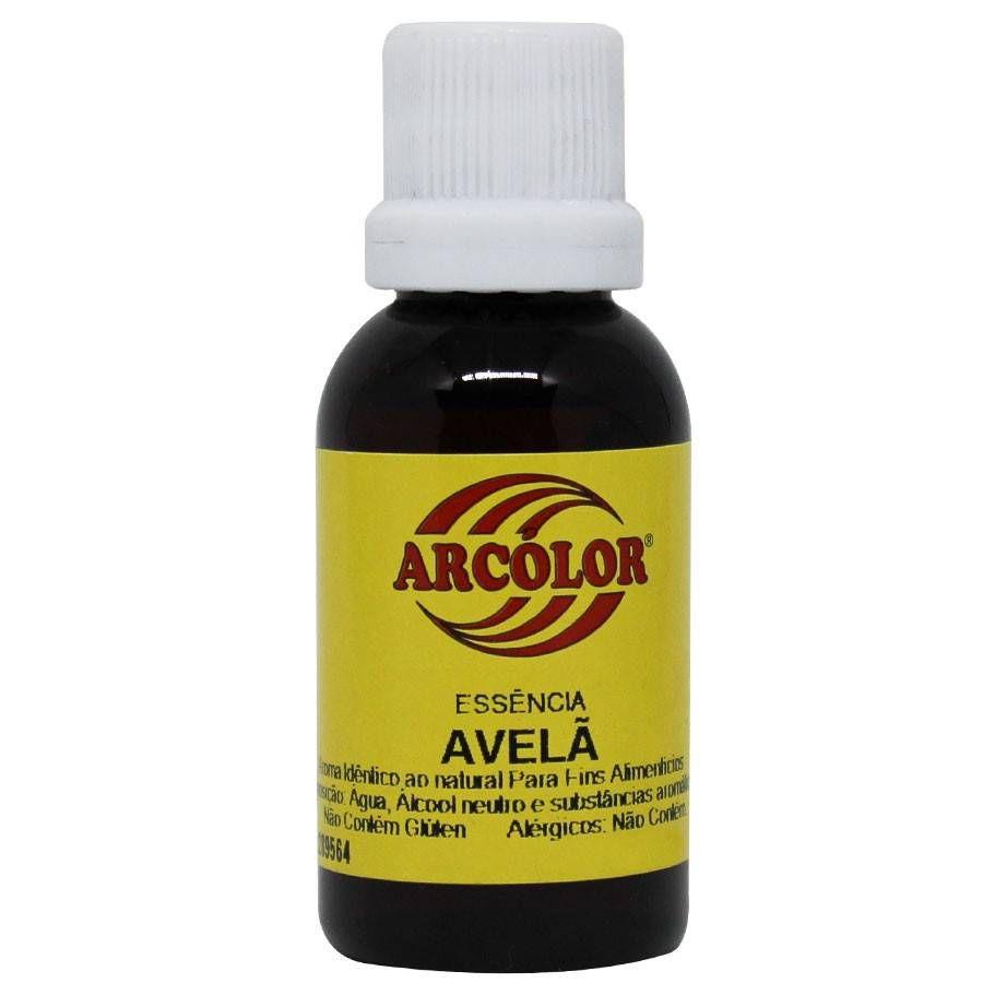 Essência de Avelã 30ml Arcolor