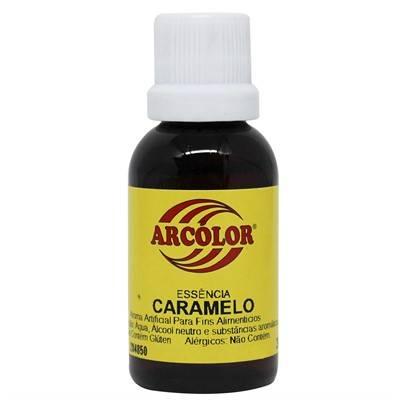 Essência de Caramelo 30ml Arcolor