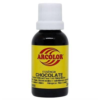 Essência de Chocolate 30ml Arcolor