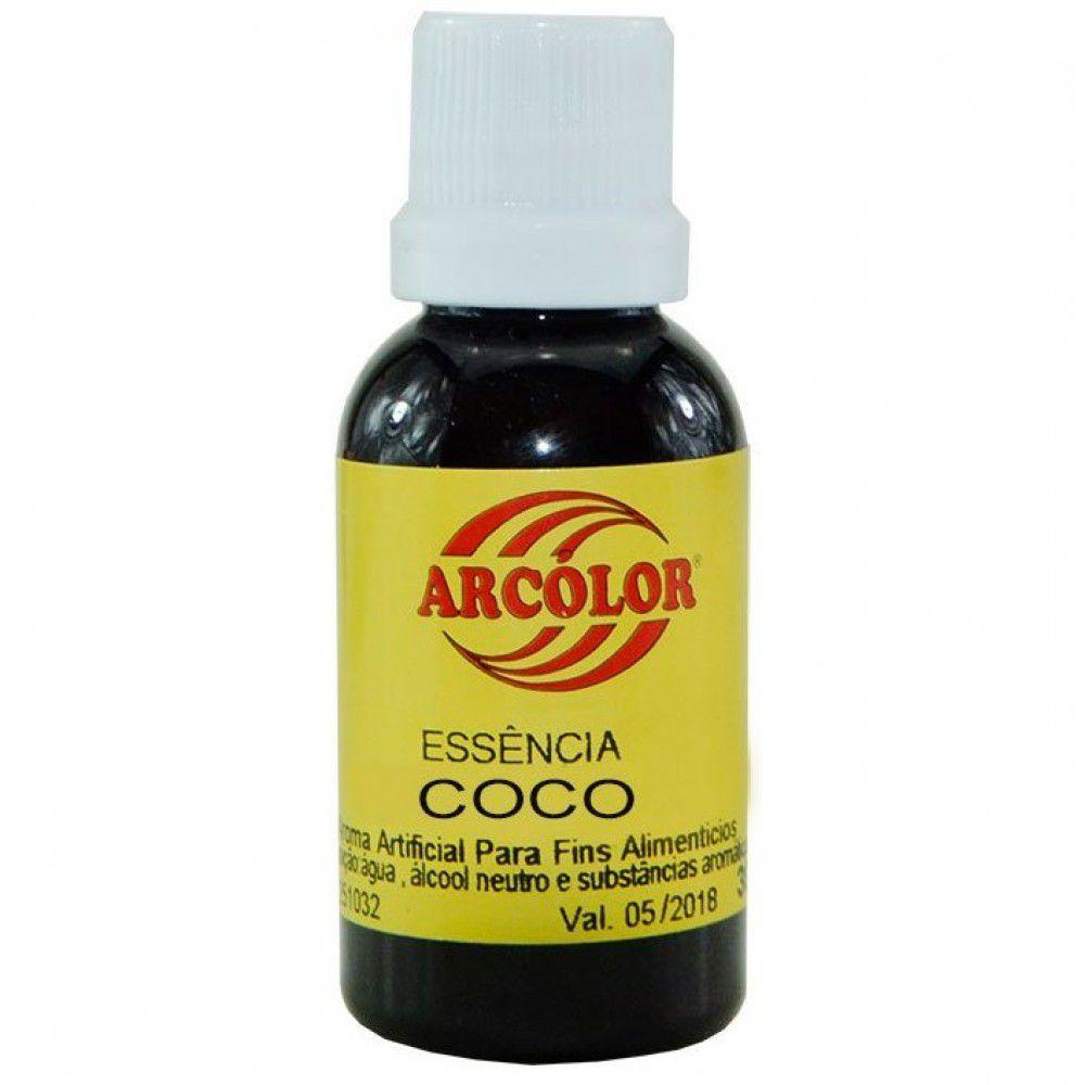 Essência de Coco 30ml Arcolor