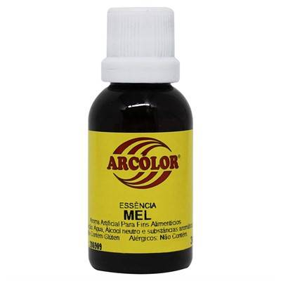 Essência de Mel 30ml Arcolor