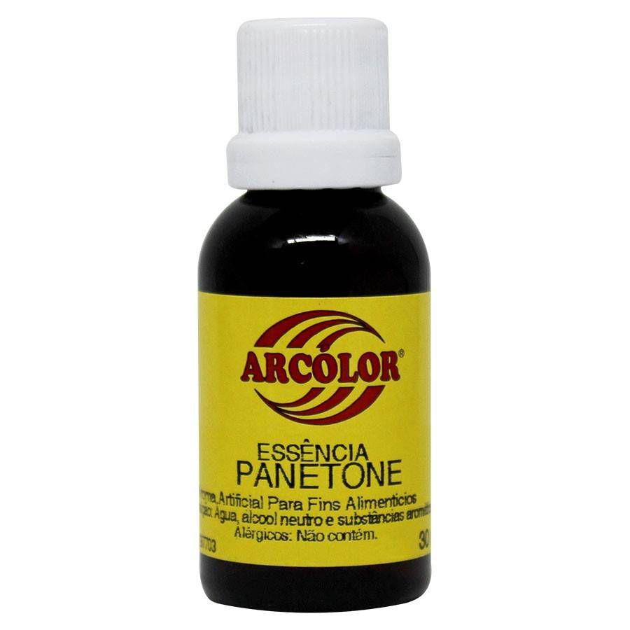 Essência de Panetone 30ml Arcolor