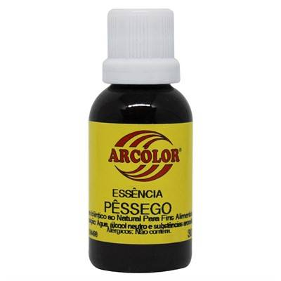 Essência de Pêssego 30ml Arcolor