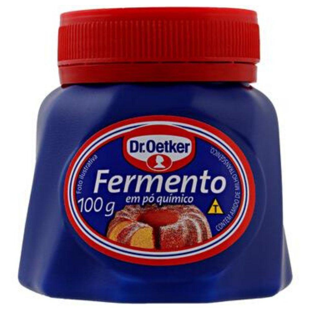 Fermento Químico 100g Dr. Oetker