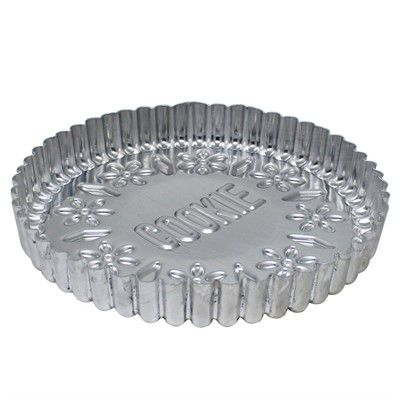 Forma Alumínio Cookie 22x3 Caparroz.3291