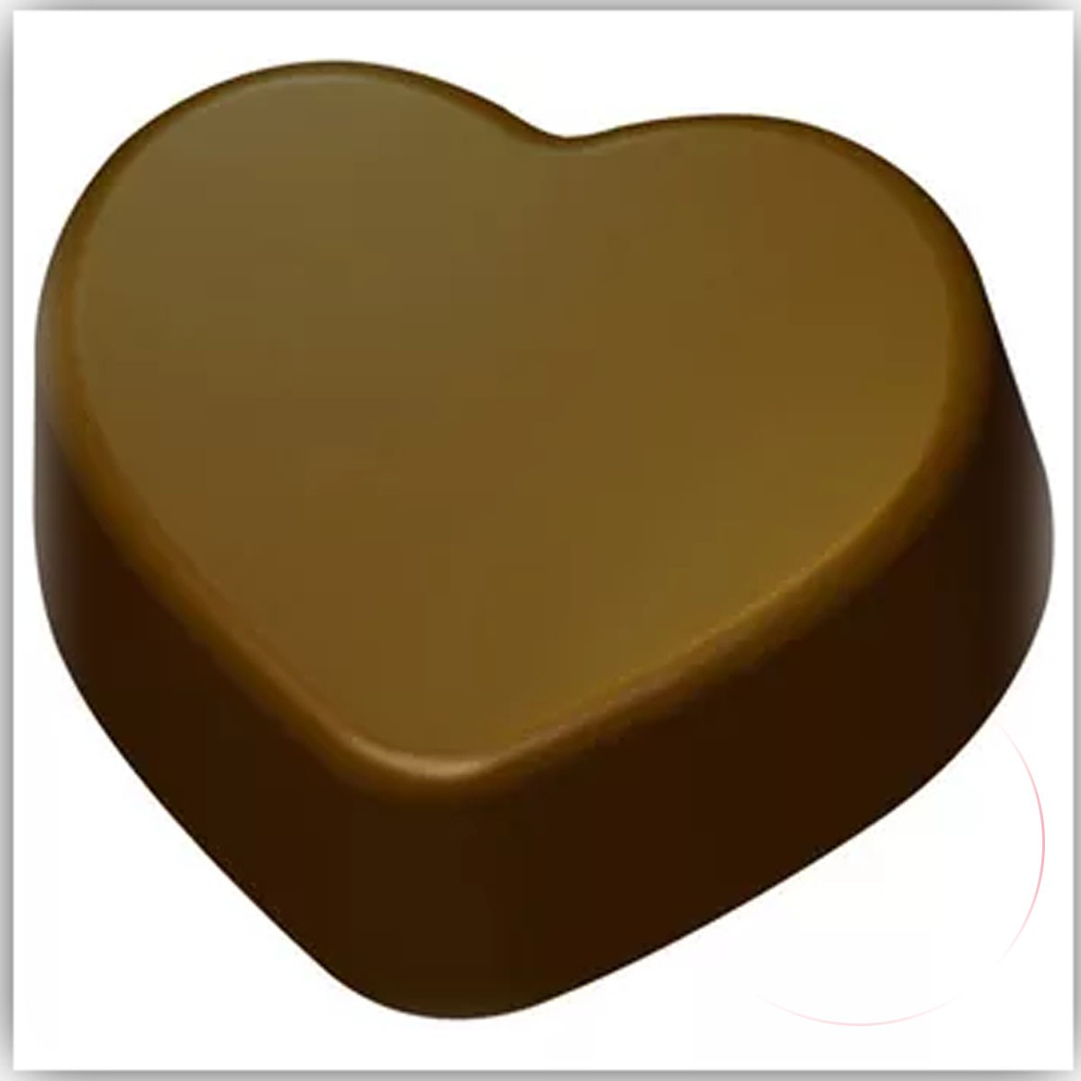 Forma de Silicone Mini Pão de Mel Coração (99) BWB