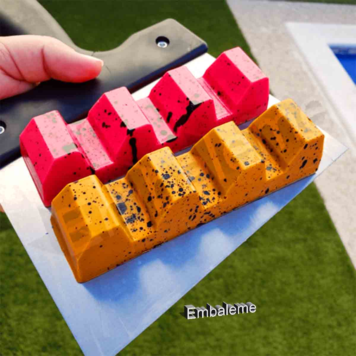 Forma de Silicone Tablete Genuíno (9769) BWB