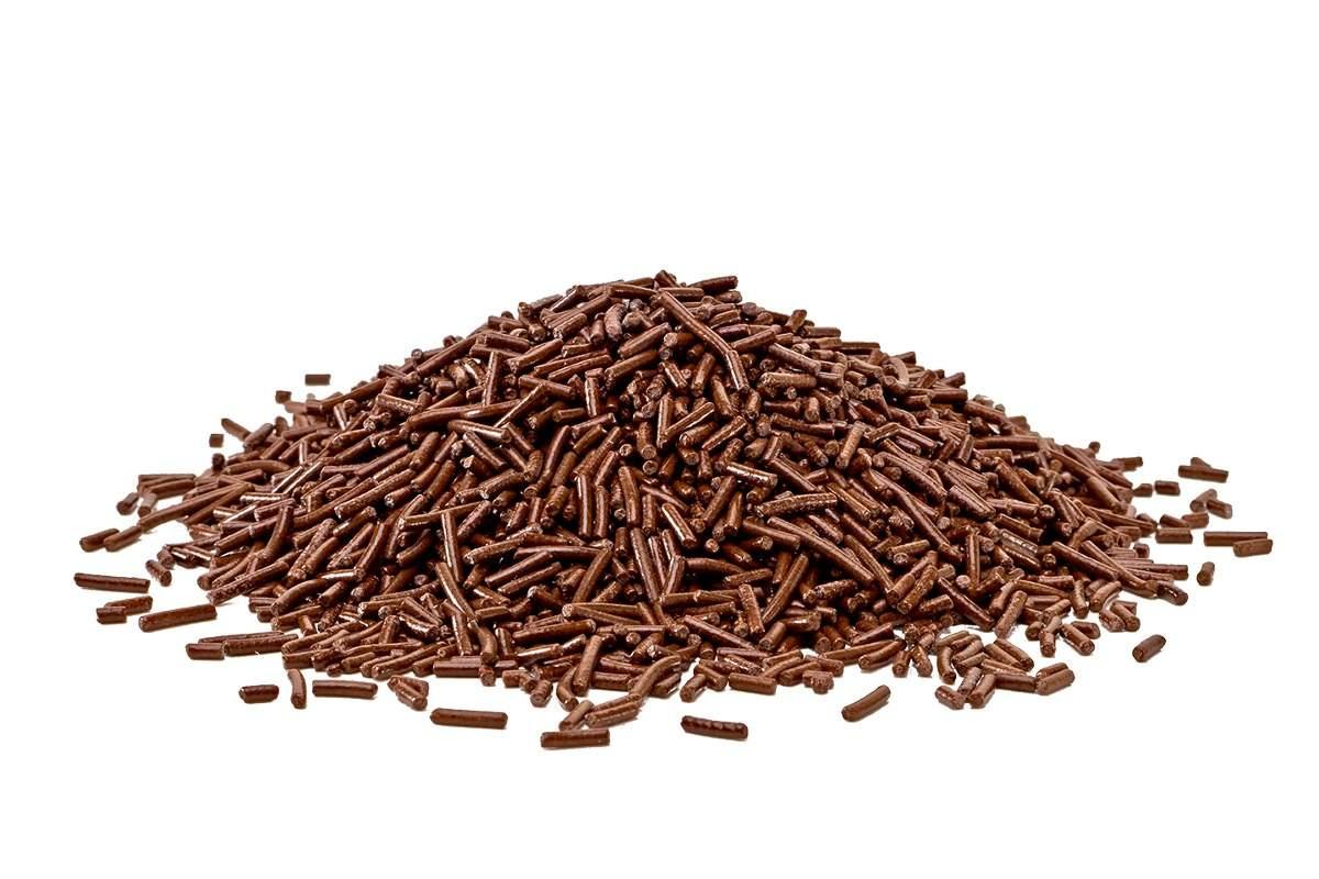 Granulado de Chocolate com manteiga de cacau Chocolatier 250g  Mavalério