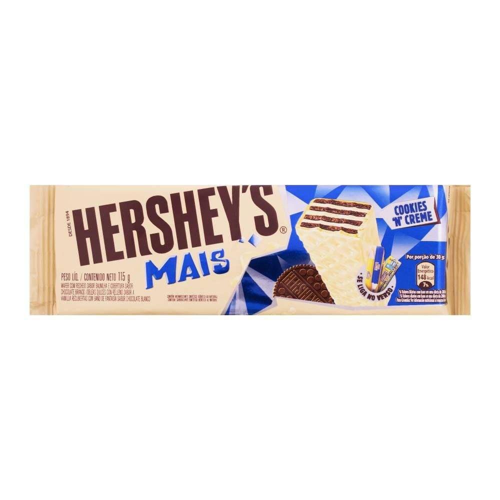 Hersheys Mais Cookies N Creme 115G