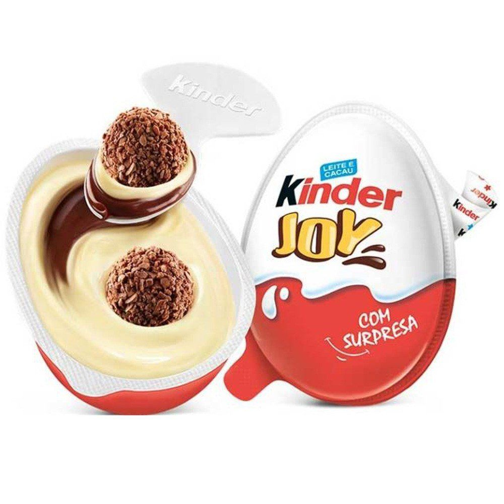 Kinder Joy Ferrero c/ surpresa 20g