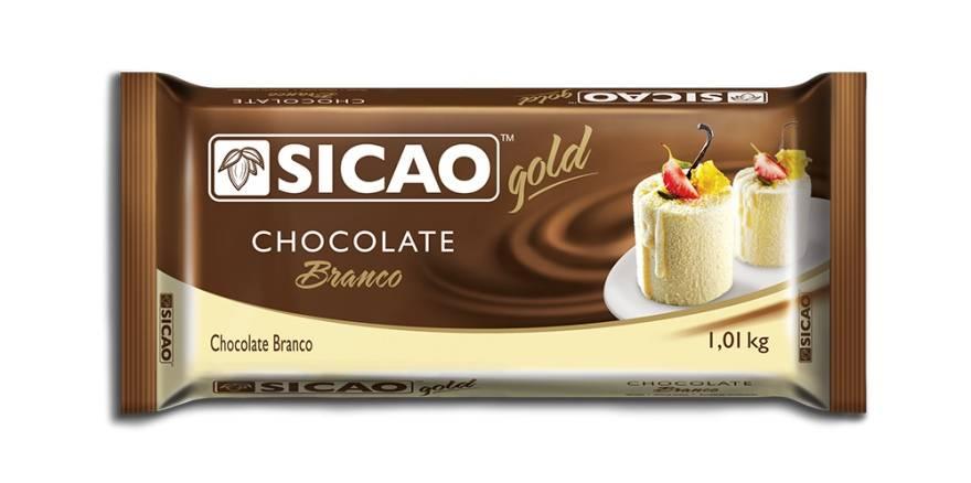 Kit Cesta 3 Chocolate Em Pó 50% 1kg + Chocolates Sicao Gold