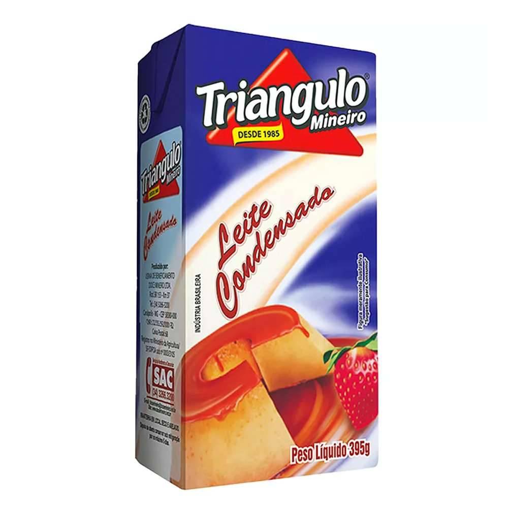 Leite Condensado 395g Triangulo Mineiro