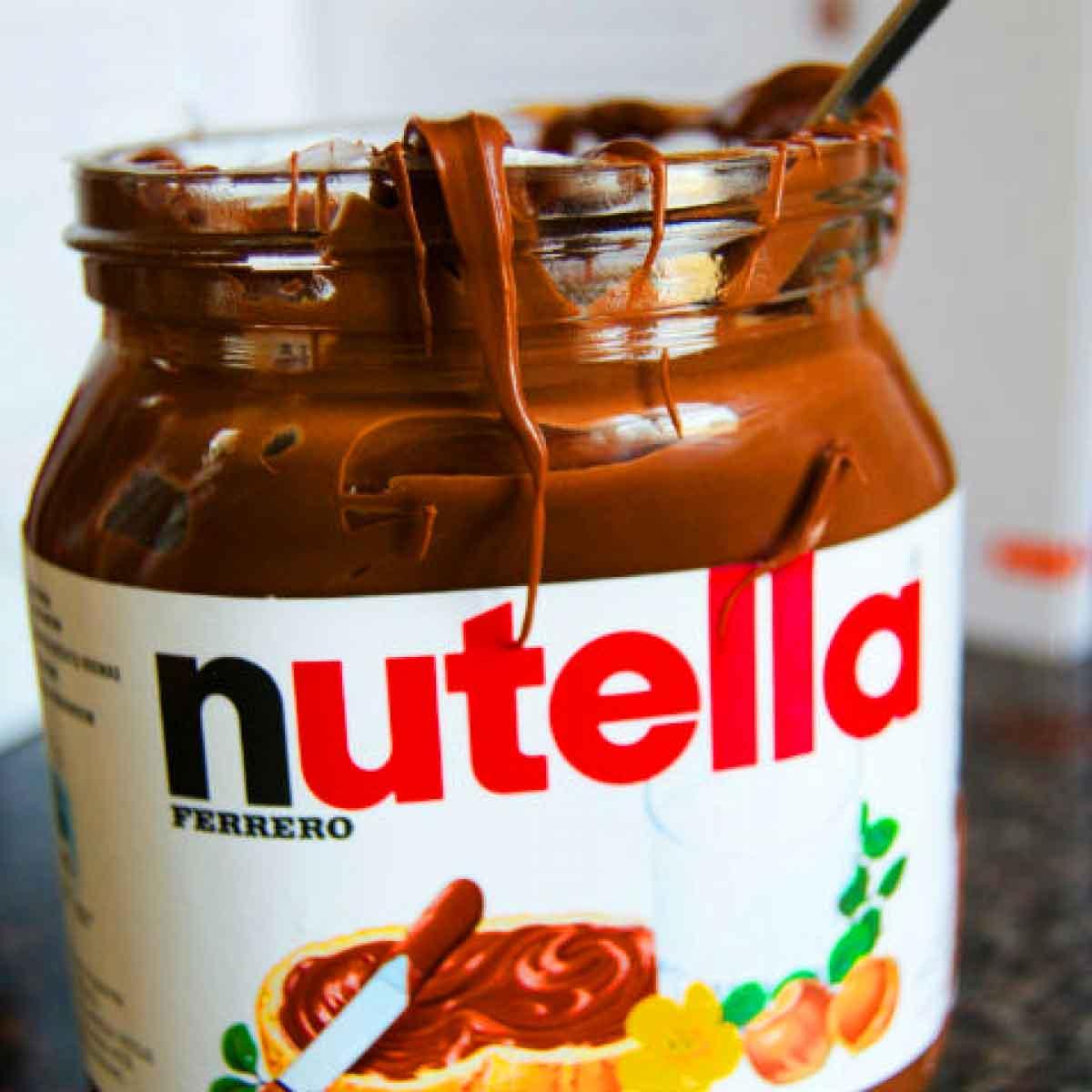 Nutella 350g Ferrero Creme de Avelã com Cacau