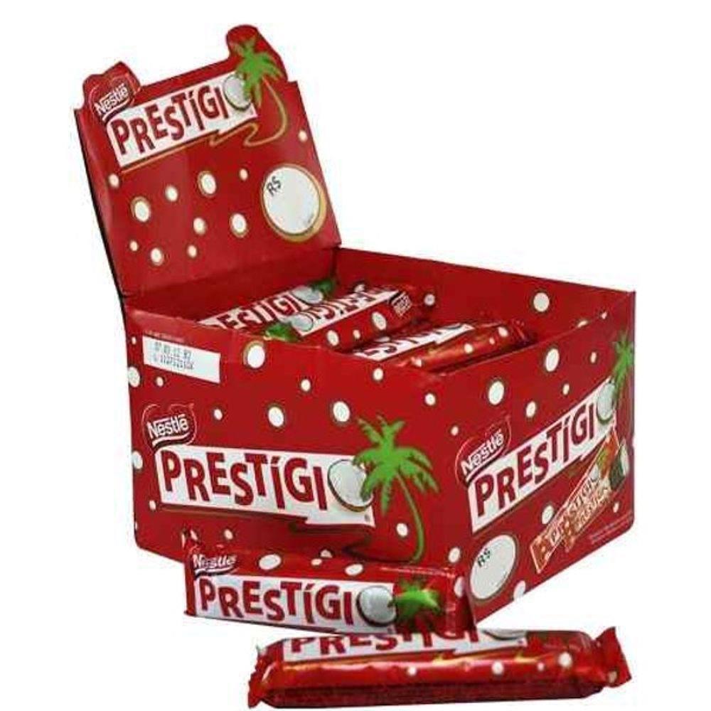 Prestigio Sabor Coco caixa 30x33g