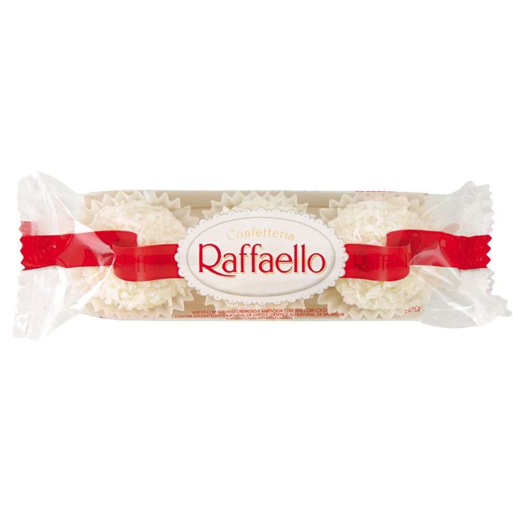 Raffaello c/3 30g Ferrero