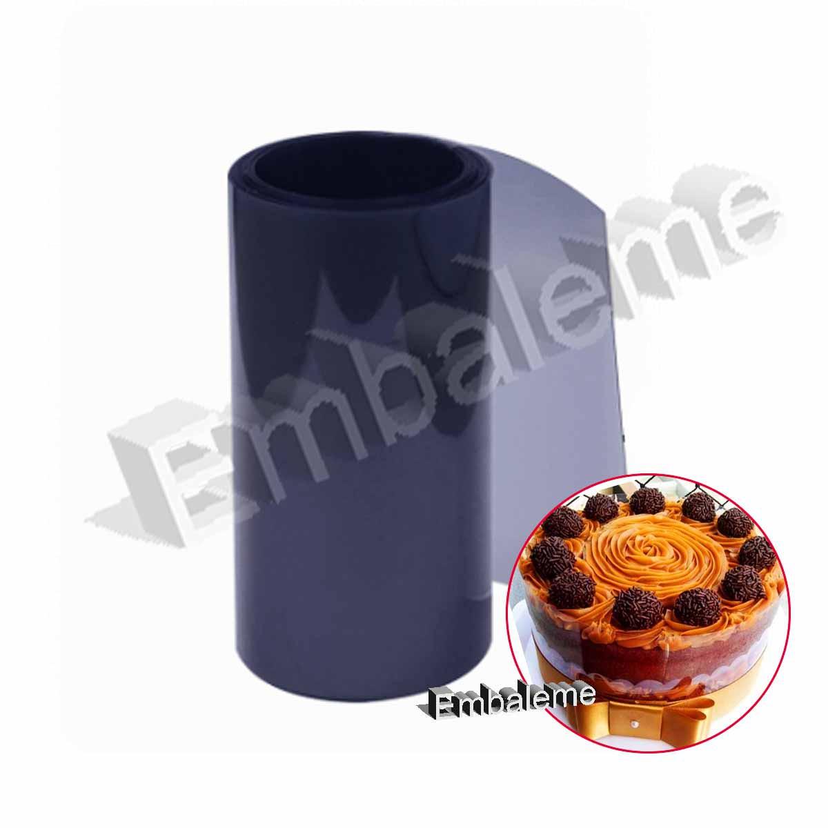 Tira de Acetato 10X4cm Unidade (9309)