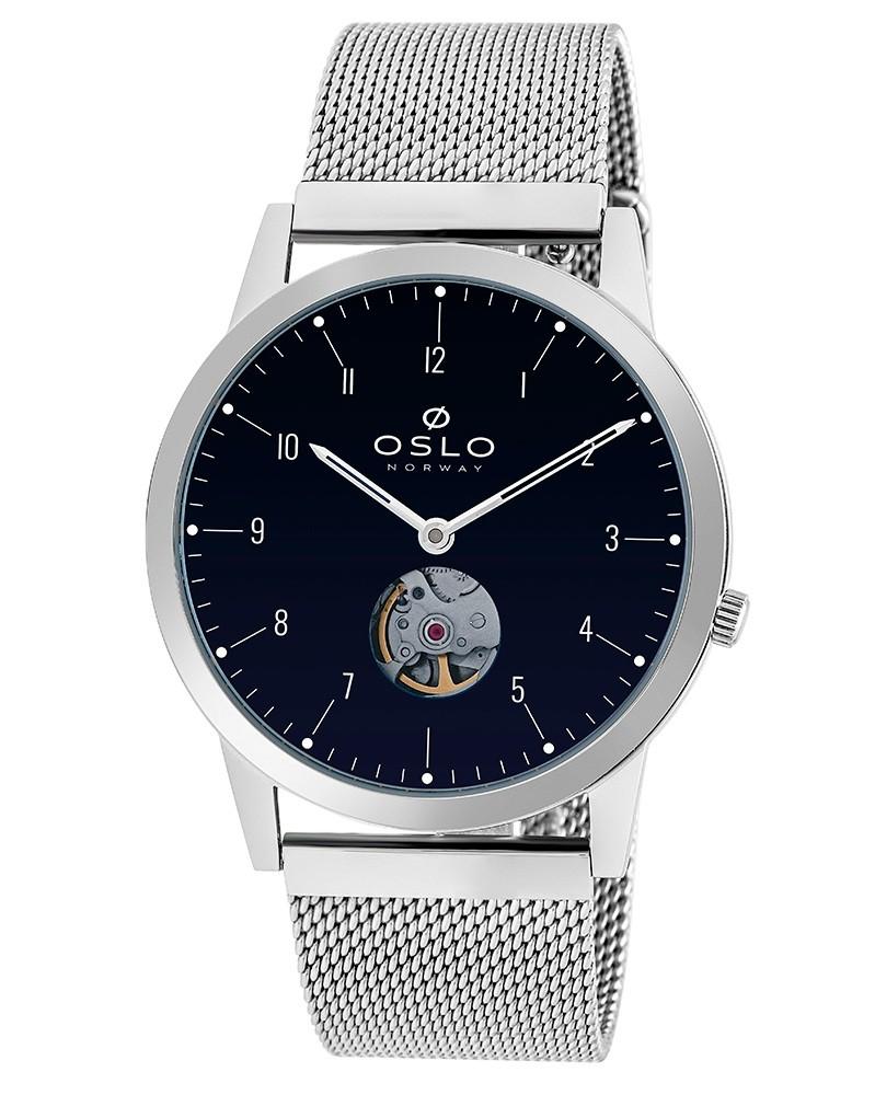 KIT Relógio Oslo Masculino OMBSSA900001 P1SX