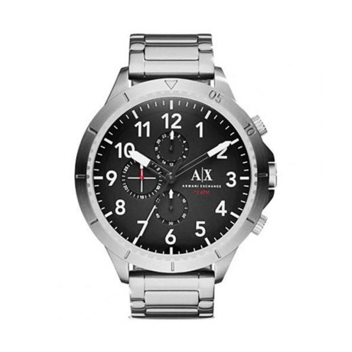 Relógio Armani Exchange Masculino Quartz AX1750/1PN