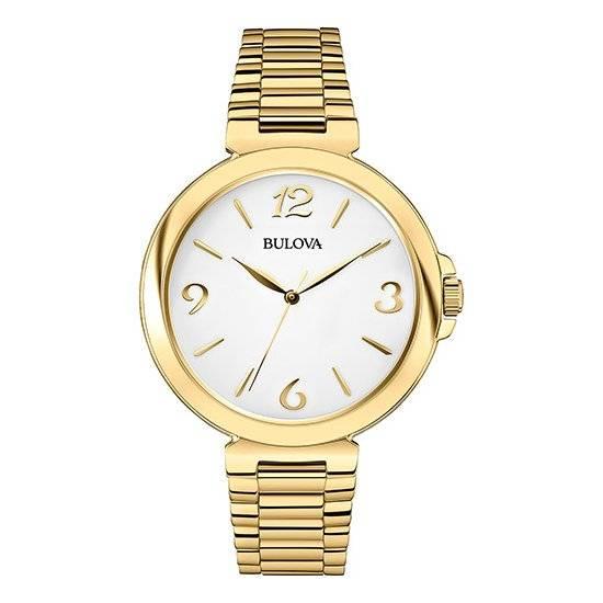 Relógio Bulova Feminino Quartz WB27850H