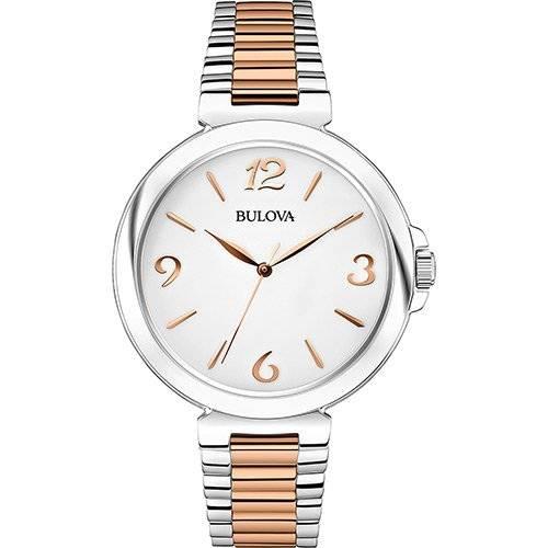 Relógio Bulova Feminino Quartz WB27850Q