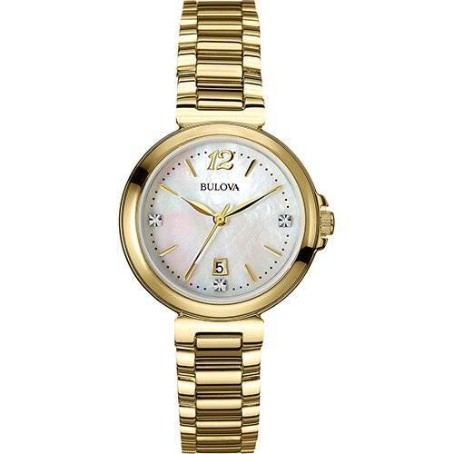 Relógio Bulova Feminino Quartz WB27930H
