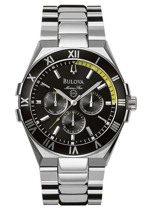 Relógio Bulova Marine Star Masculino Quartz WB30846T