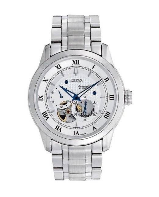 Relógio Bulova Masculino Automático WB21874Q