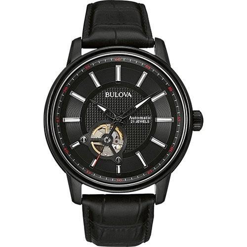 Relógio Bulova Masculino Automático WB22088D