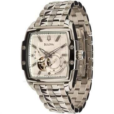 Relógio Bulova Masculino Automático WB31185Q