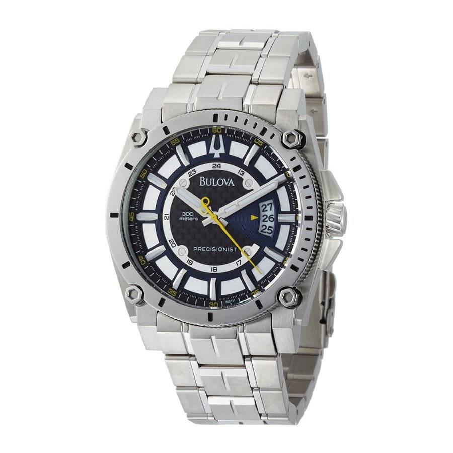 Relógio Bulova Precisionist Masculino Quartz WB31014A