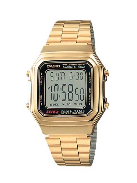 Relógio Casio Digital A178WGA-1ADF