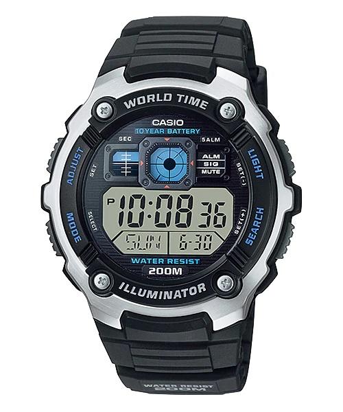 Relógio Casio Digital AE-2000W-1AVDF